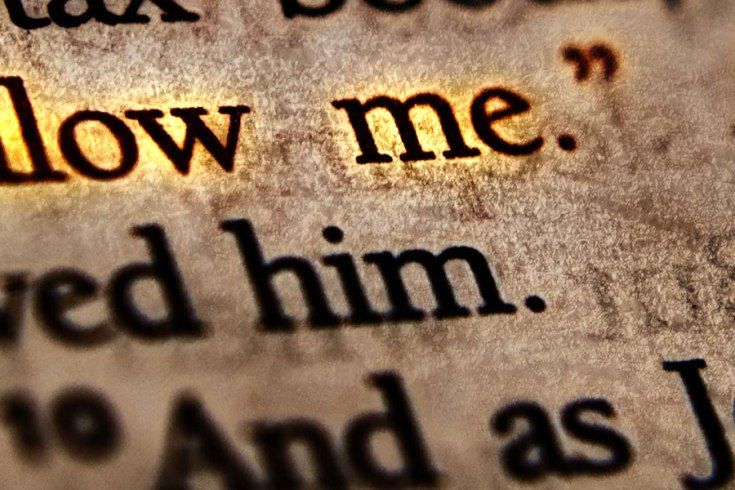 """Follow Me"" was God's way of showing amazing Grace."