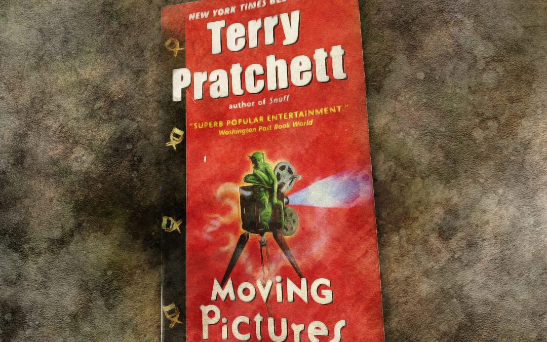 What I'm Reading: Moving Pictures