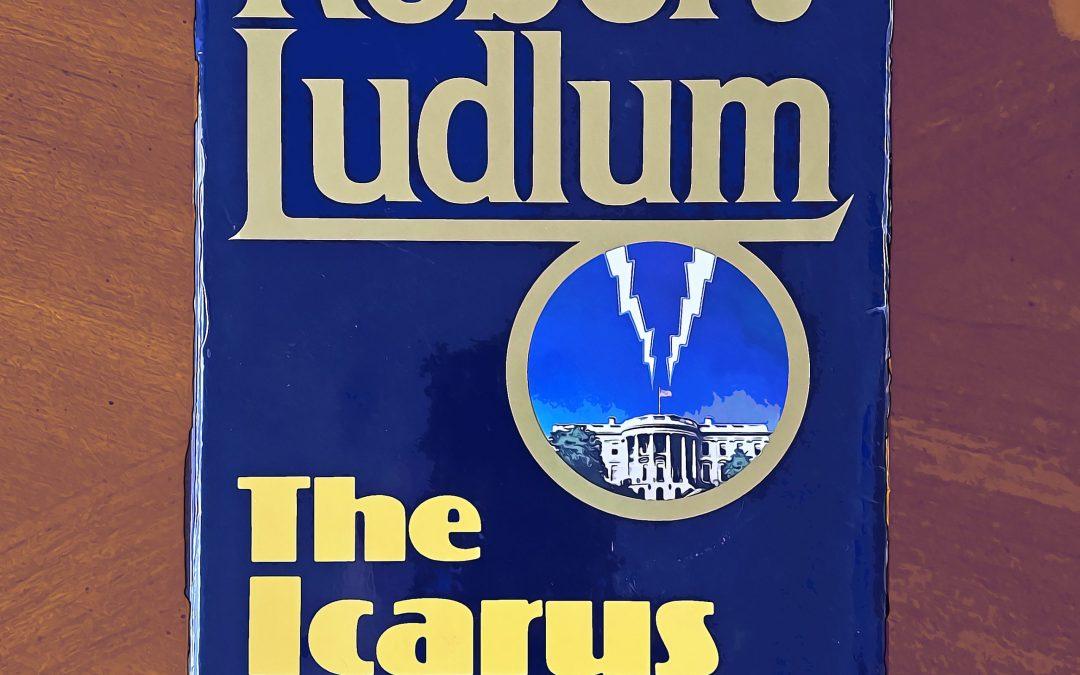Random Book from the Shelf: The Icarus Agenda