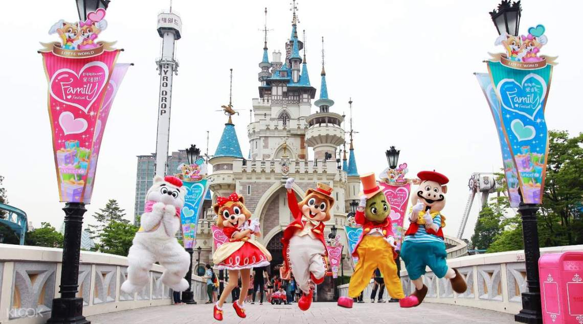 Lotte-World-Theme-Park