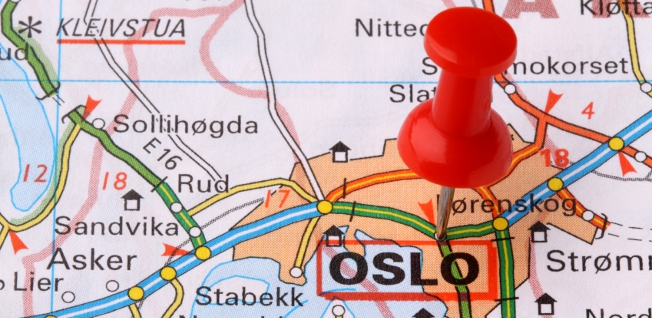 moving to Oslo guide