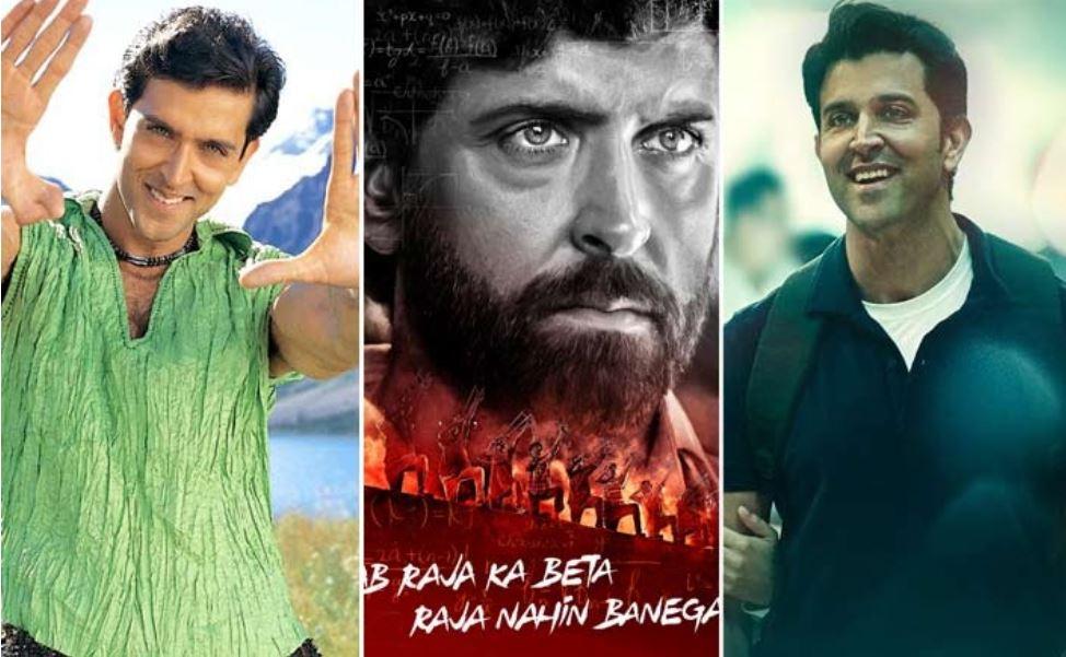 top 5 must watch movies Hrithik Roshan
