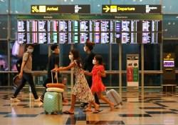 Singapore Taiwan Travel