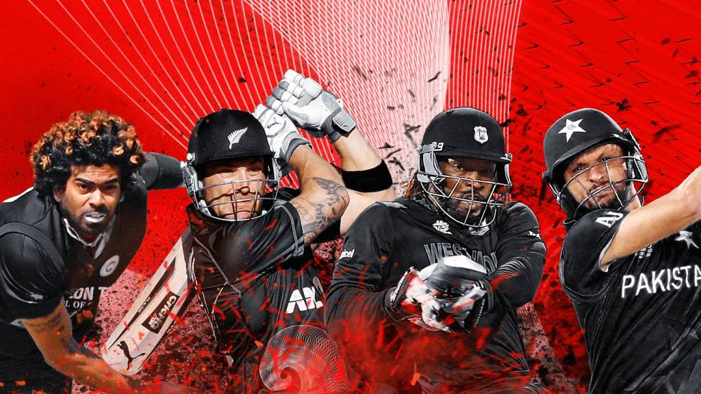 Best T20 Players by Kieron Pollard