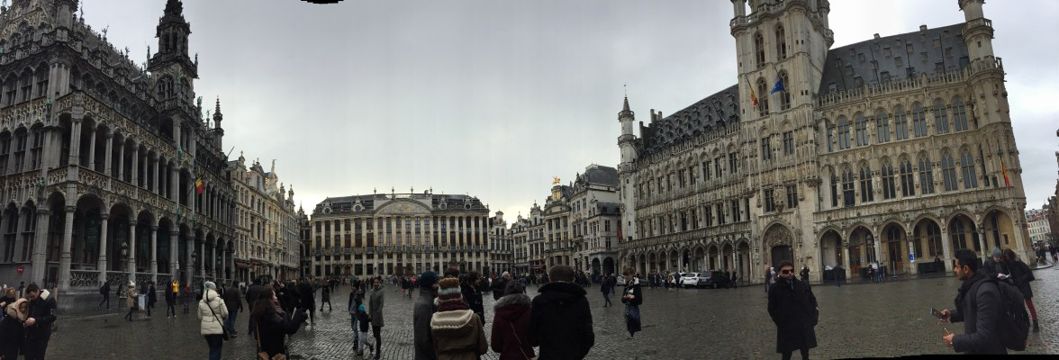 A better look at Grand Place