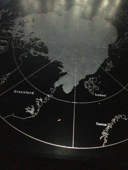 Headed to Polaria, which was an Arctic Museum/Aquarium.