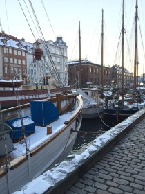 We headed back to Copenhagen because we wanted more time within the city.