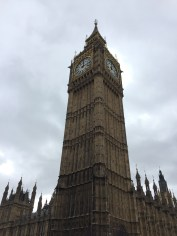 A closer look at Big Ben.