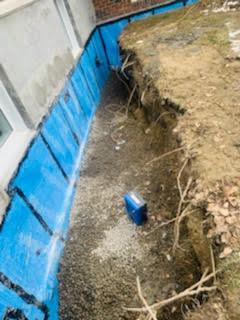 Core Fill & Waterproofing