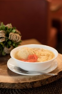 Matzo Ball Soup is Benjies go-to favorite. When you feel like comfort food, you know where to find us.