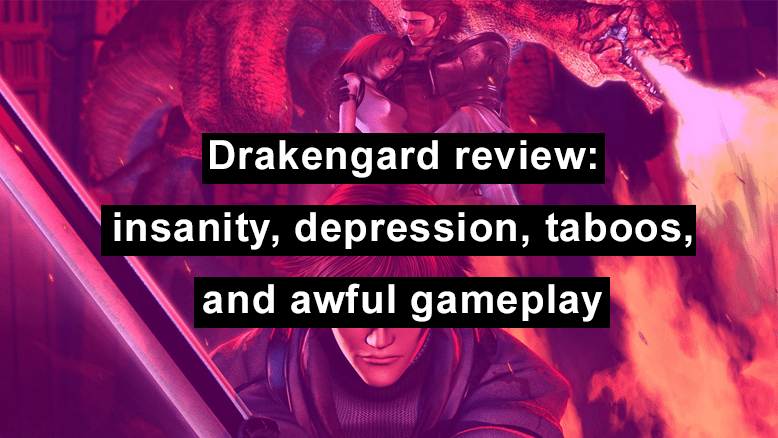 drakengard review - header