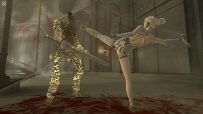 nier review - shades