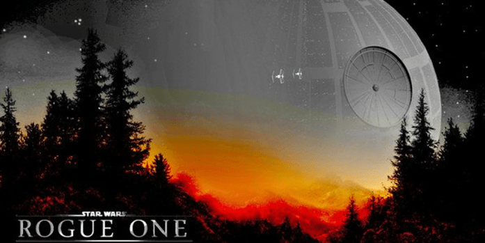 rogue one review - pretty