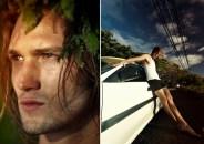 Christopher Harris @ Wilhelmina Hawaii for The Fashionisto by Benjo Arwas