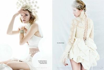 Ayanil By Benjo Arwas - Runway Magazine Fall 2013