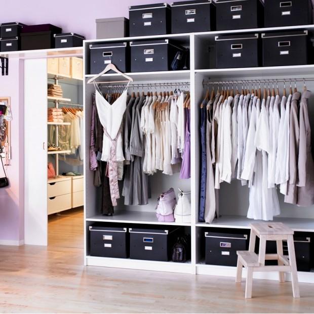 Ikea Armoire Dressing Sur Mesure  Armoire  Idées De