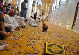 Behind the Scenes - qobla khutbah al-jum'a