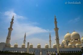 Sheikh Zayed Grand Mosque Abu Dhabi 1