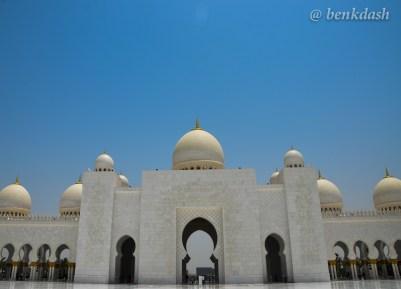 Sheikh Zayed Grand Mosque Abu Dhabi 4