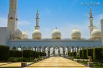 Sheikh Zayed Grand Mosque Abu Dhabi 7