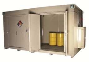 Environmental Products / Hazmat Storage