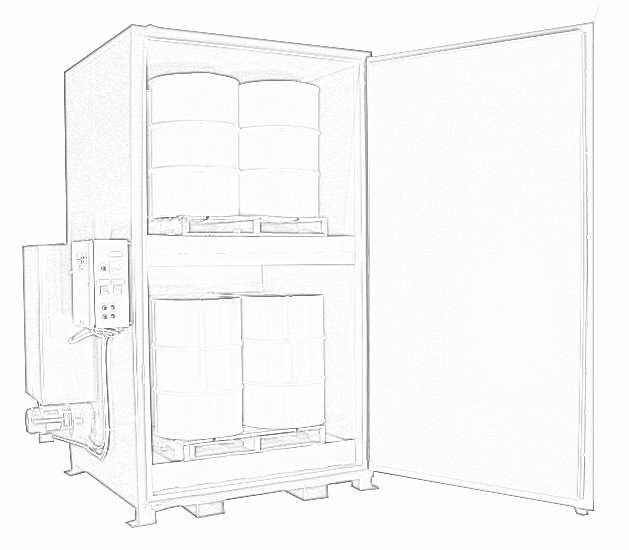 The 'SAHARA HOT BOX' by Benko Products