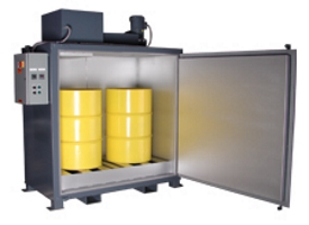 Sahara Hot Box 2 Drum Oven by Benko Products