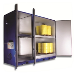 Electric Drum Heaters | Tote Heaters Model E24