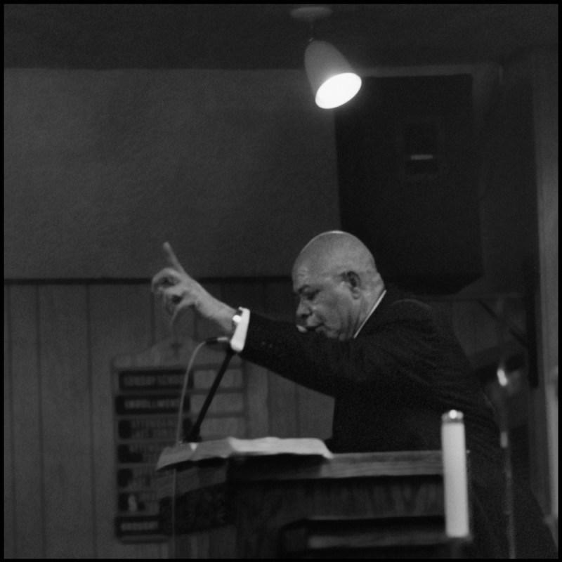 Pastor Robinson