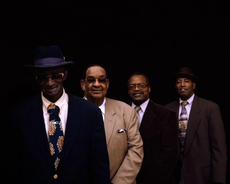 Albert, Coach Williams, Willie, & Elvis
