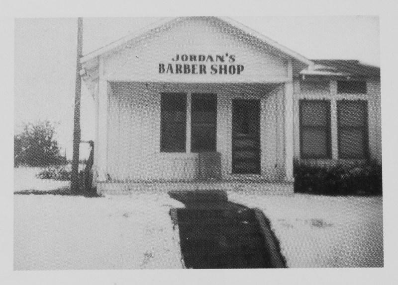 Alonzo Jordan's Studio