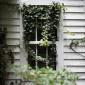 Ambassador Edward Clark House, Straddle Fork Farm, Window Detail thumbnail