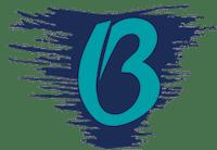 Logo van het duikbedrijf