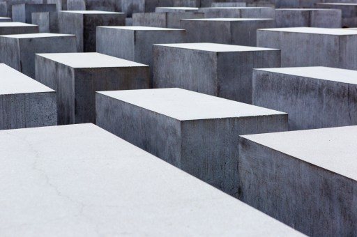 Holocaust Memorial, Berlin #1
