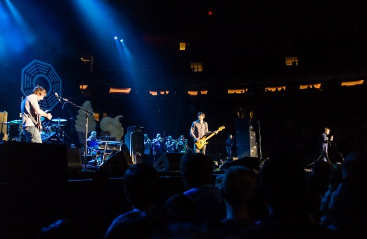 Blur playing Madison Square Garden, 2015