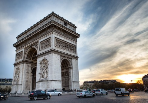 Arc de Triomphe #1 - Paris 2016