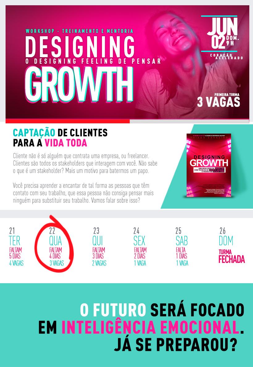 PROFISSÃO DO FUTURO DESIGNER EMOCIONAL (DESIGNER GROWTH) UX ou design thinking
