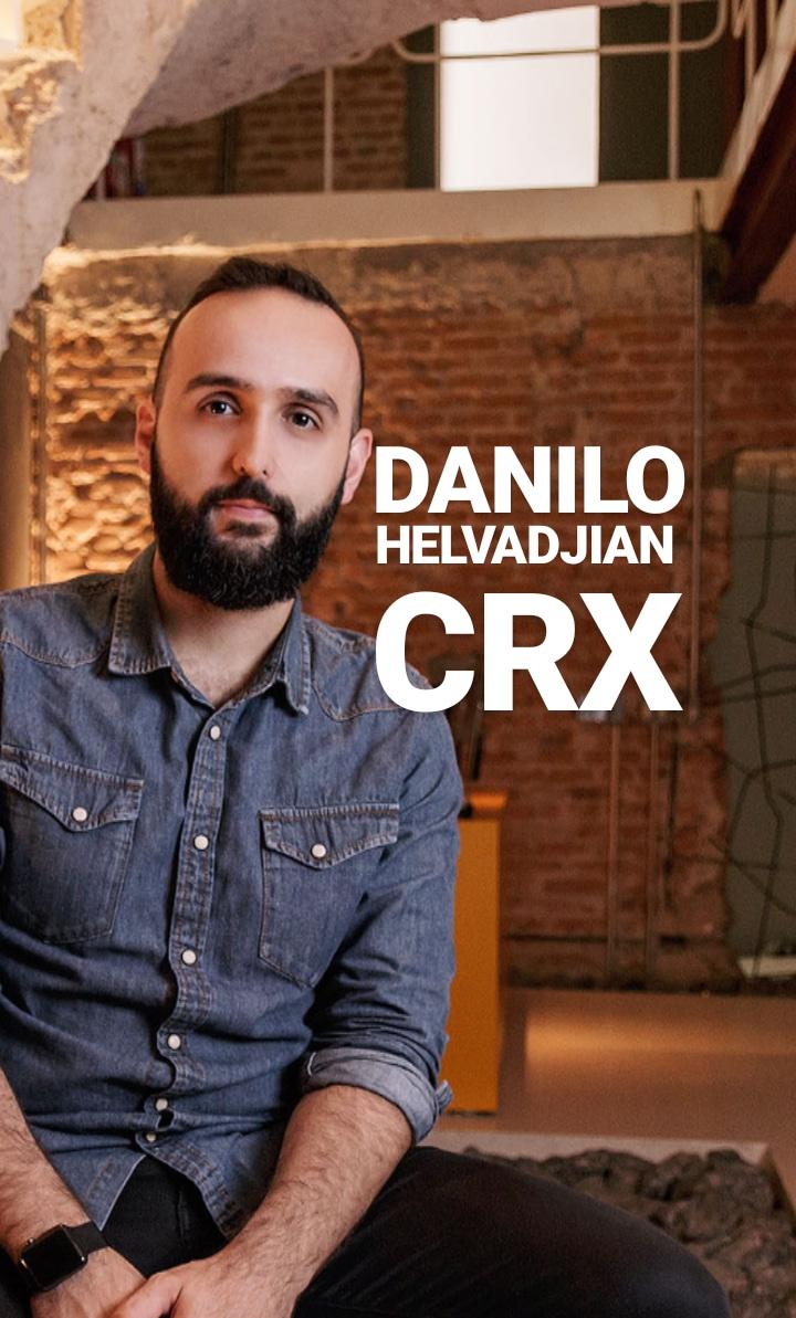 Podcast Danilo Helvadjan CRX design de embalagens da unilever dove e depois produtos Agência de são paulo e Rio de Janeirom casa Rex https://benlev.com.br/destaque/post/