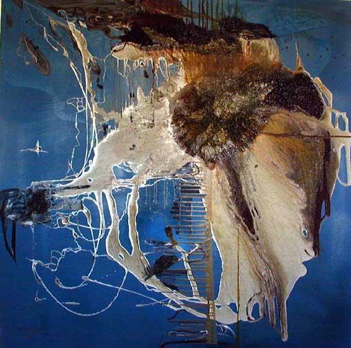 Ben Lindgren | Cosmic Implosion | 1997
