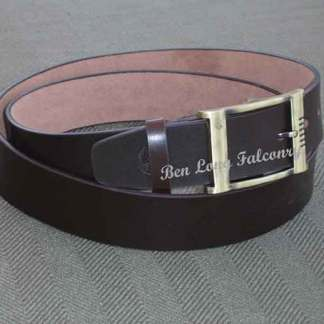 falconry belt