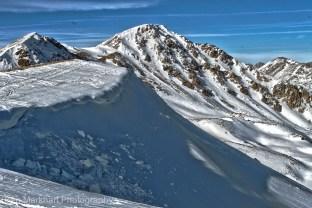 south east face uneva ski tour-16