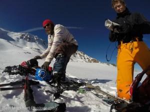 south east face uneva ski tour-6