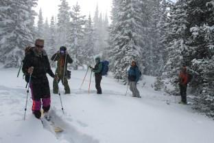 uneva peak ski tour-4
