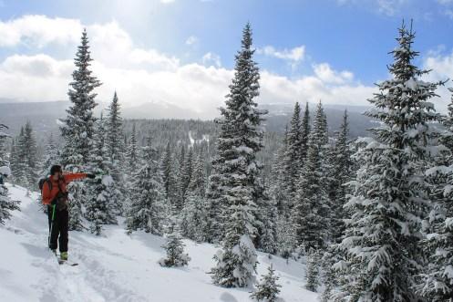 uneva peak ski tour-6