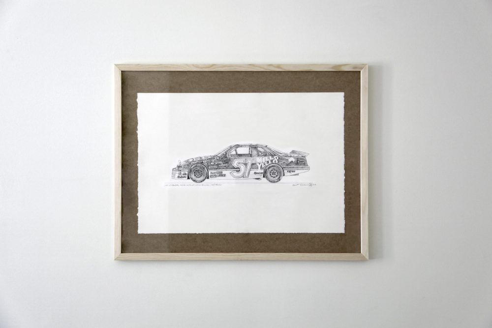 DAYS-OF-THUNDER-CHEVROLET-LUMINA-STOCKCAR-NASCAR-COLE-TRICKLE