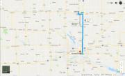 Ames to Des Moines