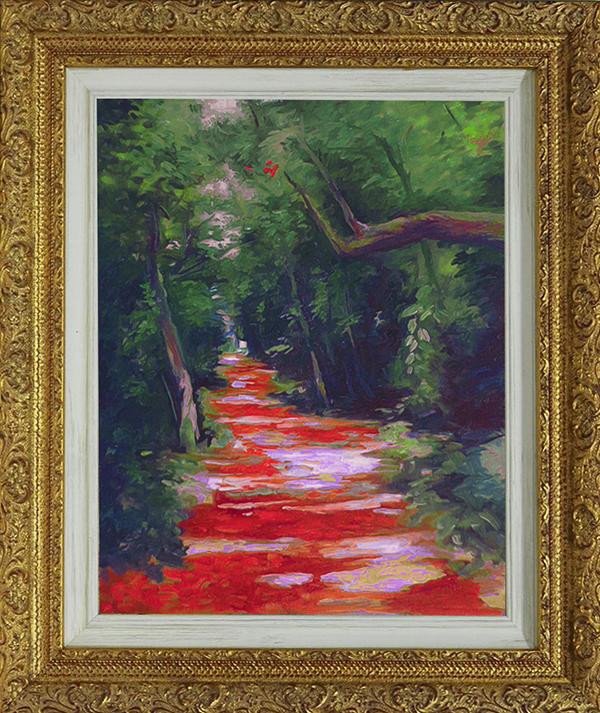 Verano Impresionista en el Bosque San Patricio