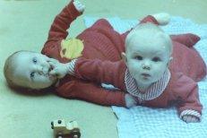 Becca and Chris (age 5mo & 3mo)