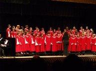 My Daughter's HS Choir