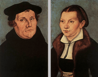 Martin & Katie Luther
